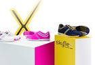"Duca del Cosma proudly presents: ""Skyflex"" - the new star amongst golf shoes"