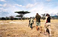 Tansania Walking Safari