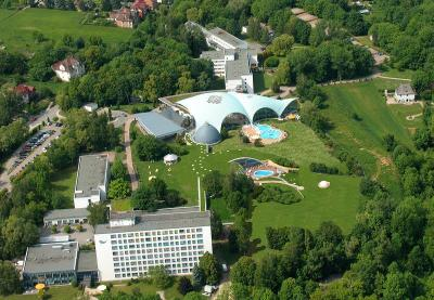 Hotel an der Therme Bad Sulza, Toskana Therme Bad Sulza und Klinikzentrum Bad Sulza / © Toskanaworld