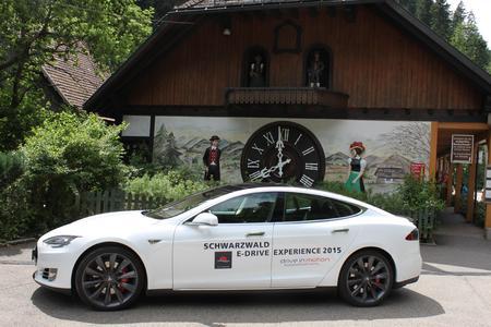 Schwarzwald e-drive Experience 2015 © Daniel Fahr/Schwarzwald Tourismus