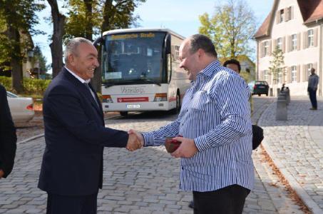 Bus Romantische Straße  Köksal