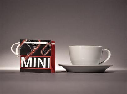 Klein aber oho! Große Werbewirkung mit der RIEDLE Mini.