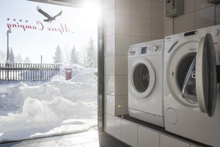 Große Waschmaschinen