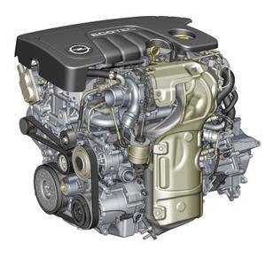 """Auf dem Genfer Automobilsalon führt Opel mit dem Zafira Tourer den 1.6 CDTI ECOTEC als den saubersten Dieselmotor der Unternehmensgeschichte ein. Der komplett neue Vierzylinder-Turbodiesel verfügt über die Opel """"BlueInjection"""" SCR-Technologie, mit der das Aggregat bereits heute die verschärften Abgas-Regularien der künftigen Euro 6-Schadstoffklasse erfüllt. Der 100 kW/136 PS starke 1.6 CDTI bietet ein maximales Drehmoment von 320 Newtonmetern, der Zafira Tourer benötigt so nur noch 4,1 Liter Diesel auf 100 Kilometer (109 g/km CO2)"""