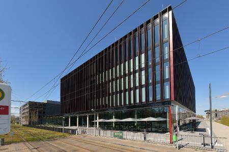 Der neue Hauptsitz der Sparkasse Bremen / Copyright: Die Sparkasse Bremen, Foto: M Bahlo