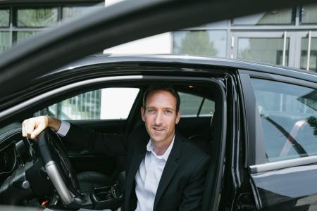 Mike Tsesmelis, International Sales Director AEC