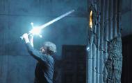 """Szenenfoto """"Die Walküre"""" mit Jeffrey Dowd als Siegmund (Foto: Thilo Beu)"""