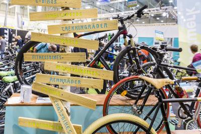 Fahrrad Essen 2017