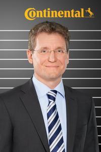 Christian Sass, Leiter Runderneuerung Lkw-Reifen EMEA