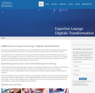 Experten-Lounge Digitale Transformation