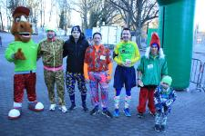 "Charity-Run zum ""Tag der Jogginghose"" in der HDI-Arena"