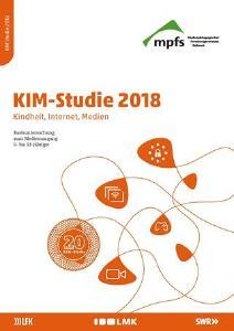 KIM-Studie 2018 / © Cover: Medienpädagogischer Forschungsverbund Südwest