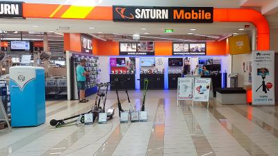 Saturn Mobile Shop