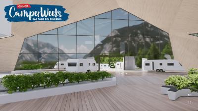 CamperWeeks: Erlebe die neue virtuelle Campingwelt