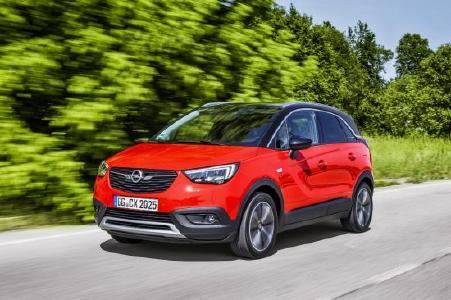 So was von sicher: Euro NCAP zeichnet den Opel Crossland X mit den maximal möglichen fünf Sternen aus.