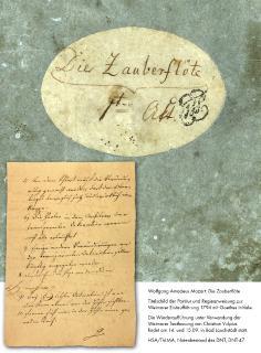 Das Hochschularchiv   Thüringische Landesmusikarchiv an der Weimarer Musikhochschule präsentiert wertvolle Goethe-Quellen in Bad Lauchstädt