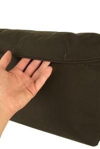 Integrierte Rückenpolsterung mit Handgriff (3rd base handle)