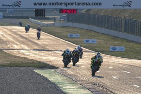 Die German Speedweek ist ein Garant für besten Motorradrennsport.