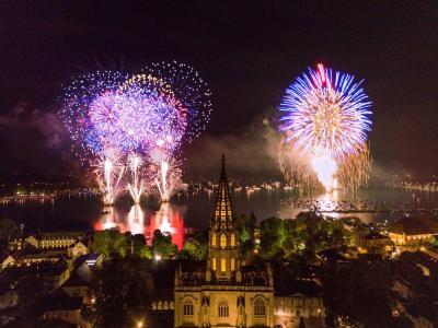 Konstanz Seenachtfest Muenster Luftperspektive / Copyright MTK Achim Mende