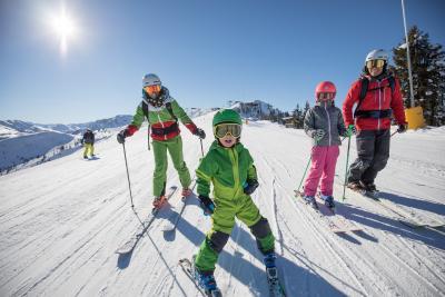 Skifahren mit Kindern Wildschönau (Copyright:Ski Juwel Alpbachtal Wildschönau)