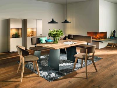 anrei massivholzm bel auf der heim und handwerk 2015 nat rlich wohnen harmonisch und elegant. Black Bedroom Furniture Sets. Home Design Ideas