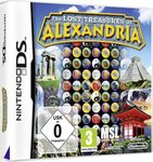 "Match-3 Fans aufgepasst: ""The Lost Treasures of Alexandria"""