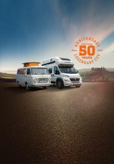 WEINSBERG: 50 years of Caravanning Utility Vehicles (CUV)