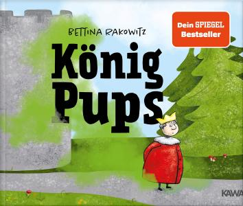 König Pups Cover