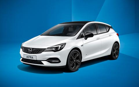 """Extra stylish, extra sicher: Der neue Opel Astra """"Design & Tech"""""""
