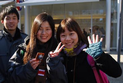 Wir suchen Zimmer! / Foto: China-Koordination, FHL
