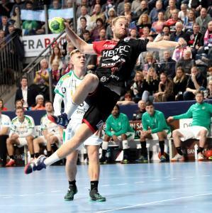 HC Erlangen – Petter Overby wird wieder vorne mitmischen / Foto: HJKrieg, Erlangen