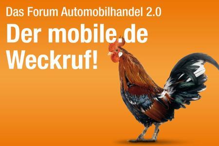 mobile.de Weckruf Logo