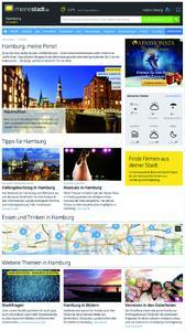 Startseite Hamburg