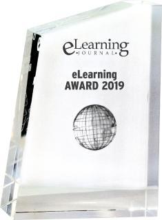 Award 2019, (Foto: eLearning Journal)