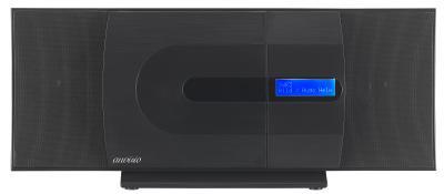 auvisio Vertikale Design-Stereoanlage MSX-620.dab, FM/DAB+, Bluetooth, CD, MP3, AUX, 40 Watt