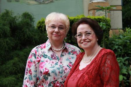 Dagmar und Regina