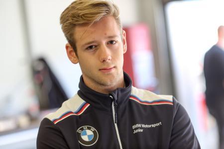 Dennis Marschall, BMW Motorsport Junior
