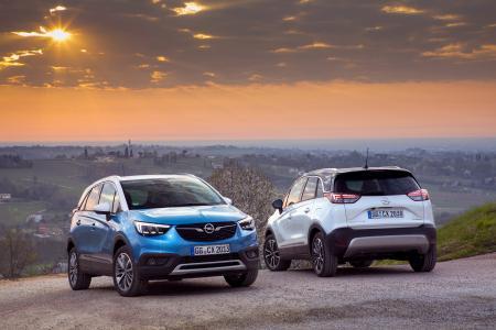 50.000 Bestellungen für den Opel Crossland X