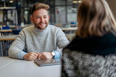 Berufsbegleitend zum MBA Unternehmensführung. Foto: GSRN