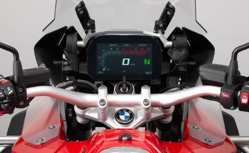 BMW Motorrad bringt Sonderausstattung Connectivity