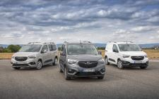 Opel Combo: Tailor-Made Accessories Maximise Fun and Functionality