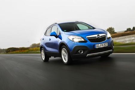 Opel Mokka: Europaweit bereits über 240.000 Bestellungen
