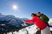 Zum Wintervergnügen nach Berchtesgaden