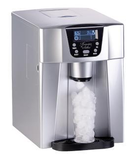 Rosenstein und Soehne Premium-Eiswuerfelmaschine EWS-2200