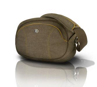 Fuzzy Runway - Crumplers erste flapless laptop bag