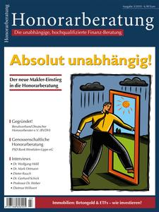 Honorarberatung 3/2010