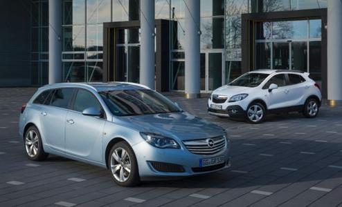 Die neue Diesel-Generation: Opel Insignia und Mokka jetzt mit mehr Leistung und Drehmoment bei vorbildlichem Verbrauchs- und Geräuschniveau