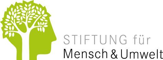 Logo der Stiftung für Mensch und Umwelt