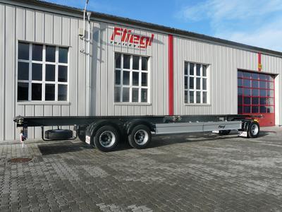 Anhanger Fur 40 Fuss Container Fliegl Fahrzeugbau Gmbh