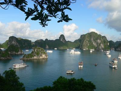 Vietnam Rundreise für Alleinreisende